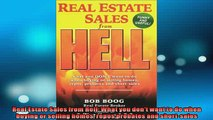 EBOOK ONLINE  Real Estate Sales from Hell What you dont want to do when buying or selling homes  DOWNLOAD ONLINE