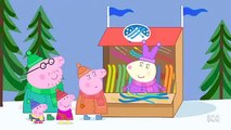 Peppa Pig Series 4 Episode 49   Snowy Mountain
