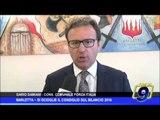 Barletta |  Si scioglie il Consiglio Comunale sul Bilancio