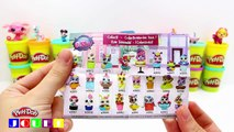 Jouet - Géant Littlest Pet Shop Play-Doh surprenant oeuf, bonjour Kitty shopkins Yoohoo