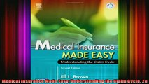 Downlaod Full PDF Free  Medical Insurance Made Easy Understanding the Claim Cycle 2e Online Free