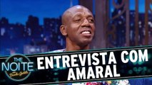 Entrevista com Amaral