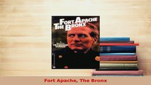 PDF  Fort Apache The Bronx  Read Online