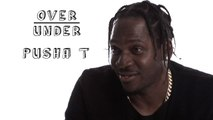 Pusha T Rates Star Wars, Future and My Beautiful Dark Twisted Fantasy | Over/Under