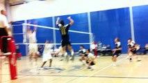 Davis @ Cal - Mens Volleyball - 1/29/2011