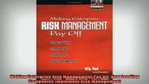 READ book  Making Enterprise Risk Management Pay Off How Leading Companies Implement Risk Management Full Free