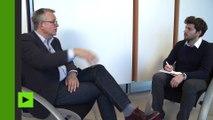 Pierre Laurent : «Le président est le seul à penser que ça va mieux en France»