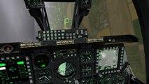 DCS World A10-C - Mig 29 vs A10-C