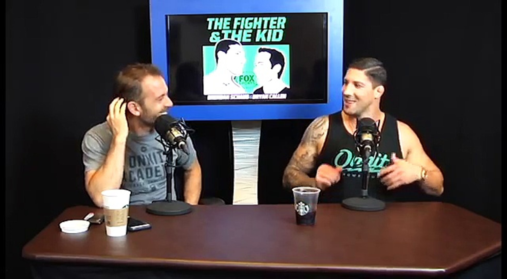 VIDEO HIGHLIGHTS Rob Dyrdek joins The Fighter and The Kid from The Fighter & The Kid on po