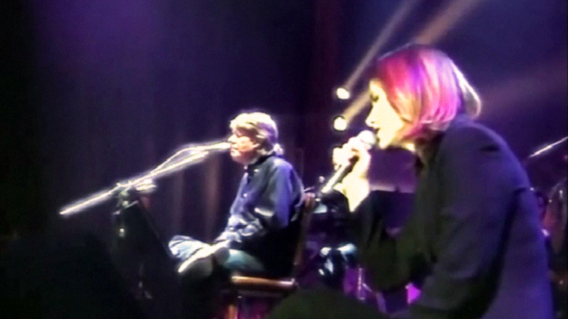 Fabrizio e Luvi De André - Geordie, Live Roma, 1998