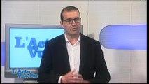L'Actu vue par les Entrepreneurs - Jean-Guy COCAIGN - Président du club des entreprises de Sablé  Sarthe - DG de Buisard - (28/04/2016)