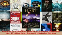 PDF  Dead Days of Summer Death on Demand Mysteries No 17 Death on Demand Mysteries Series Read Online