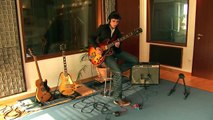 Jan Schwarte Slow Blues with Gibson ES 335 (part2) 17 years old