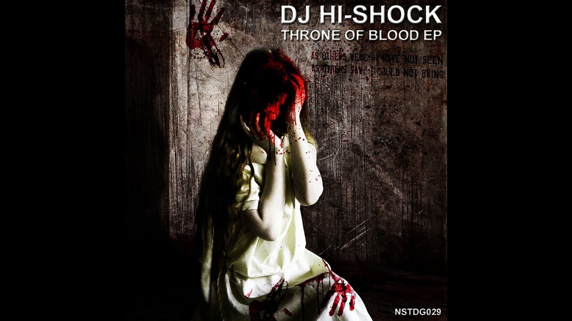 DJ Hi-Shock - Throne Of Blood EP (Nachtstrom Schallplatten) [Full Album]