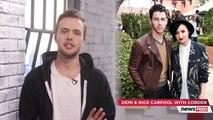 Demi Lovato & Nick Jonas Carpool Karaoke Sneak Peek With James Corden