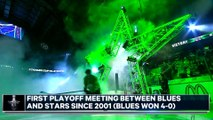 NHL Morning Catch-up  Sharks overcome superstitions to win Game 1NHL Morning Catch-up  Sharks overcome superstitions to win Game 1
