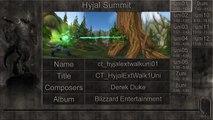 World of Warcraft: Burning Crusade Music: Hyjal Summit
