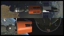 Salyut 6 - Soyuz 26 - Soyuz 27 -Progress 1   Space Flight SImulator