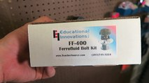 Ferrofluid Bolt Kit put to the Test