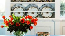 Plate Racks  Great Small Space Ideas