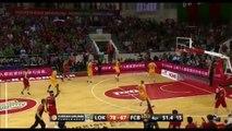Баскетбол Евролига 1_4 финала  -'Локомотив-Кубань'(Краснодар.РФ) -  'Барселона' (Испания) – 81_67