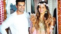 (VIDEO) Karan Singh Grover and Bipasha Basu Mehendi Ceremony