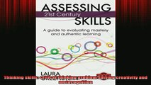 Free Full PDF Downlaod  Assessing 21st Century Skills A Guide to Evaluating Mastery and Authentic Learning Full EBook