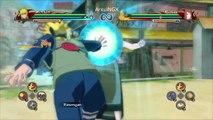 Naruto Storm Revolution: Alive Minato  Edo KCM Minato Complete Movesets