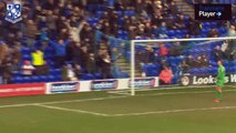 Great Goal! Gary Taylor Fletcher v Torquay United (30.1.16)