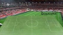 Benfica 1-0 V.Guimar_es (Onze Inicial Benfica) Primeira Liga 2015-2016