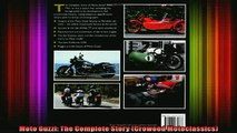 FREE PDF DOWNLOAD   Moto Guzzi The Complete Story Crowood Motoclassics  FREE BOOOK ONLINE