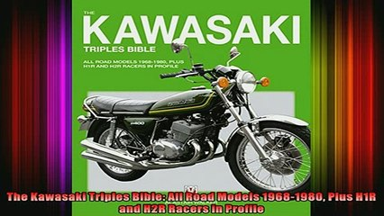 Kawasaki Triple Resource | Learn About, Share and Discuss