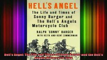 FREE PDF DOWNLOAD   Hells Angel The Life and Times of Sonny Barger and the Hells Angels Motorcycle Club  BOOK ONLINE