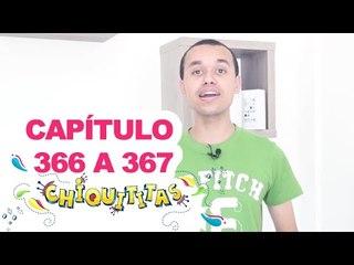 Chiquititas - Capítulo (366 - 367 - 368 - 369 - 370) - (08 - 09 - 10 - 11 - 12) /12/14 - Completo