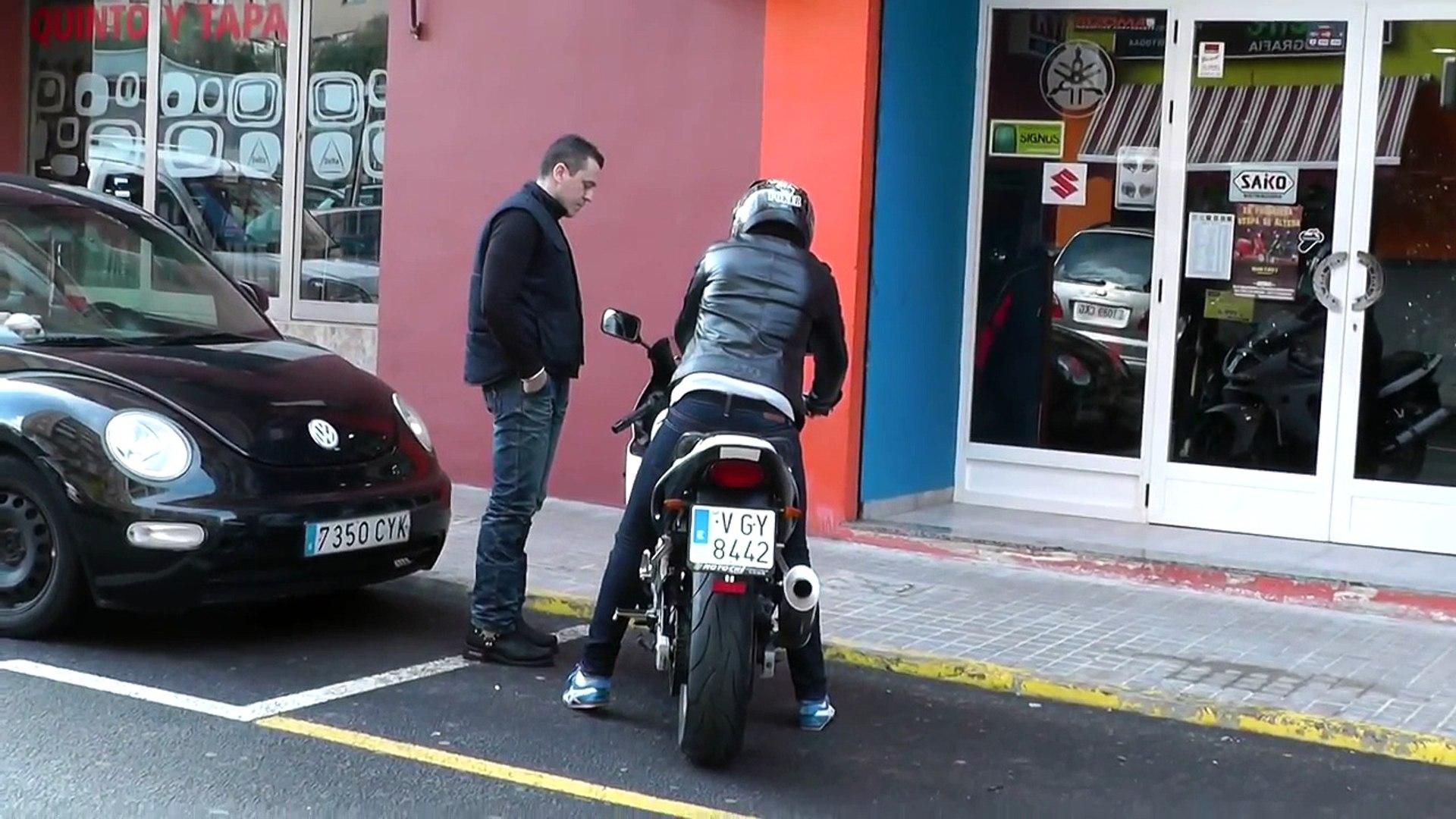 Покупка Yamaha YZF600 R6 в Испании, в Валенсии, покупатель Алексей Езовский