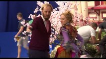 ALICE THROUGH THE LOOKING GLASS Behind The Scenes Featurette (2016) Disney Movie
