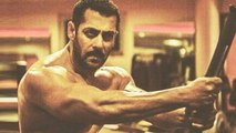 SULTAN | Salman Khan's PUMPS UP MUSCLES In Gym