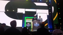 Green Bay Packers Third Round NFL Draft Selection 2016 -Kyler Frackwell