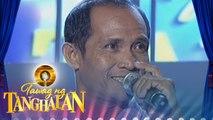 Tawag ng Tanghalan: Romeo Magbanua | The Way It Used To Be