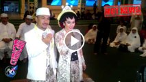 Resmi Jadi Suami Istri, Felisha dan Ari Perlihatkan Cincin Pernikahan - Cumicam 30 April 2016