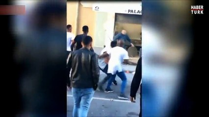 Portekiz 50 çete üyesini dağıtan Türk dönerciyi konuşuyor