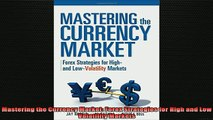 READ book  Mastering the Currency Market Forex Strategies for High and Low Volatility Markets Free Online