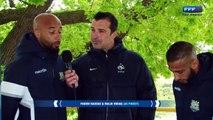 Samedi 30 avril 2016 à 17h45 - AS Poissy - US Quevilly Rouen  - CFA A J26