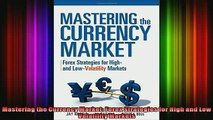 READ book  Mastering the Currency Market Forex Strategies for High and Low Volatility Markets Full EBook