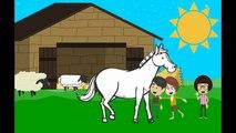 ♫♪ TENGO, TENGO, TENGO ♫♪ canción infantil completa con dibujos animados