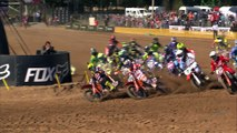 MXGP Qualifying Race Highlights MXGP of Latvia 2016