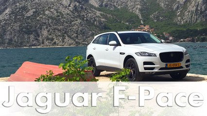 Jaguar F-Pace S and Jaguar F-Pace Diesel | F Pace 2016 | test drive | car | English