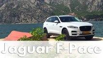 Jaguar F-Pace S and Jaguar F-Pace Diesel | F Pace 2016 | test drive | car | English