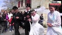 VIDEO. Vendeuvre-du-Poitou remonte le temps jusqu'en 1900