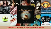 PDF  A Natural History of the Romance Novel Download Full Ebook